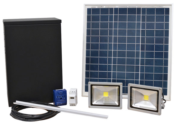 Solar Sign Solution Solar Kit
